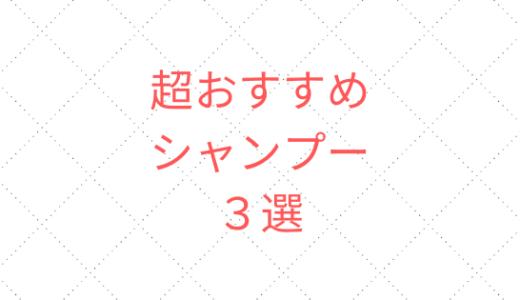 【もう騙されない】天パ・くせ毛にオススメなシャンプー3選!!